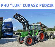"""PHU """"LUK"""" ŁUKASZ PĘDZIK"""