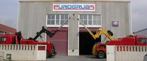 Ticaret alanı Europea de Grúas - Eurogrúas, S.L.