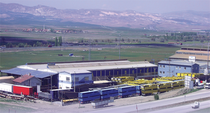 Ticaret alanı ALTINORDU LPG GAS TANK, PRESSURE & CRYOGENIC VESSELS MANUFACTURING