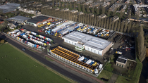 Ticaret alanı CRM Trucks & Trailers BV