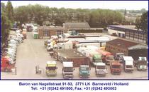 Ticaret alanı De Kruyk Trucks BV