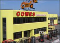 Ticaret alanı COMES S.R.L.