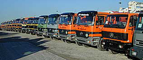 Ticaret alanı Trucks Trailers & Machinery BV