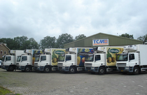 Ticaret alanı Truck Centrum Meerkerk bv