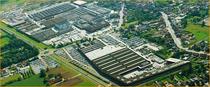 Ticaret alanı Van Hool NV