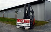 Ticaret alanı Richter & Friedewald Fördertechnik GmbH