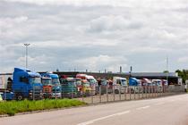 Ticaret alanı MAN Odense