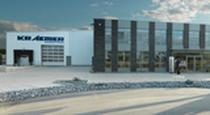 Ticaret alanı Kraemer Baumaschinen company