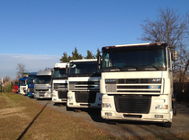 Ticaret alanı DS Trucks