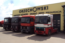 Ticaret alanı P.U.H RAFAŁ ORZECHOWSKI