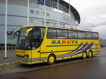 Ticaret alanı Sareta AS
