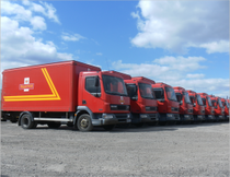 Ticaret alanı Commercial Vehicle Auctions Ltd