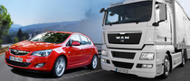 Ticaret alanı Bartek Pomoc Drogowa - Auto Handel
