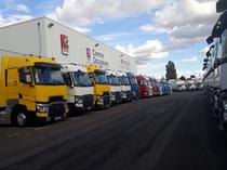 Ticaret alanı Renault Trucks France by Volvo group Lyon