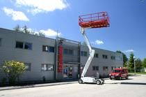 Ticaret alanı Mateco GmbH company