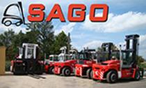 Ticaret alanı SAGO Wózki Widłowe