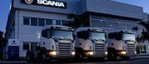 Ticaret alanı Scania Polska S.A.