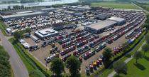 Ticaret alanı Kleyn Trucks