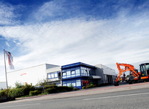 Ticaret alanı Kiesel Worldwide Machinery GmbH