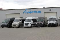 Ticaret alanı MERCUS-BUS