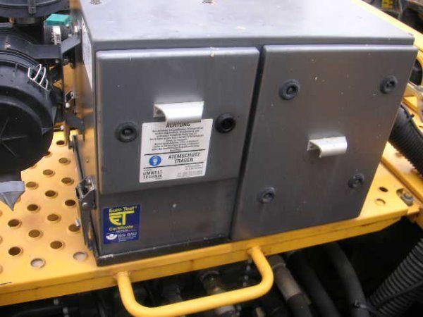 Onbekend Amberg (432)Schutzbelüft. / protective ventilation diğer