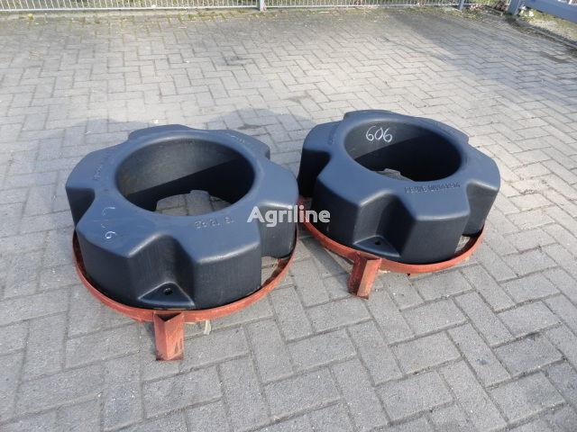 yeni CASE IH Hinterradgewichte CNH 454 kg denge ağırlığı