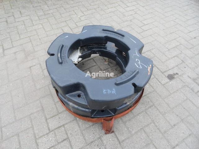 yeni Hinterradgewichte CNH 227 kg denge ağırlığı