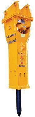 yeni STAR Hammer G1800S hidrolik kırıcı