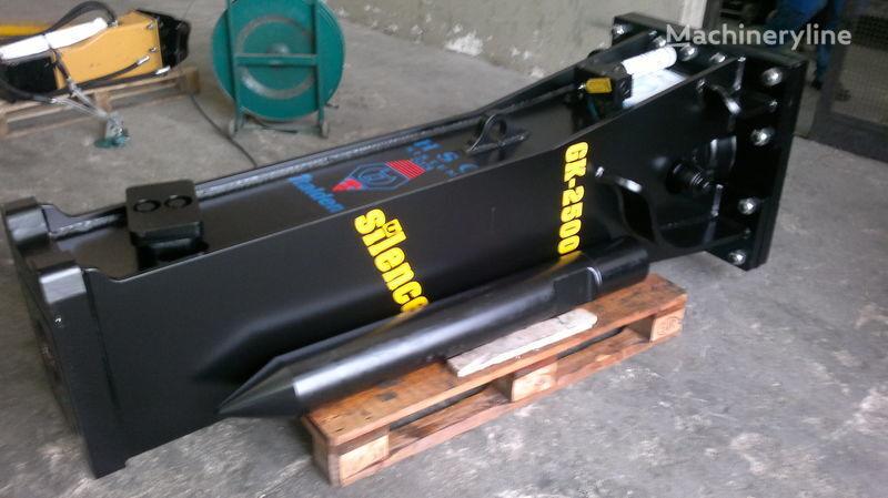 yeni STAR Hammer G 2500S hidrolik kırıcı