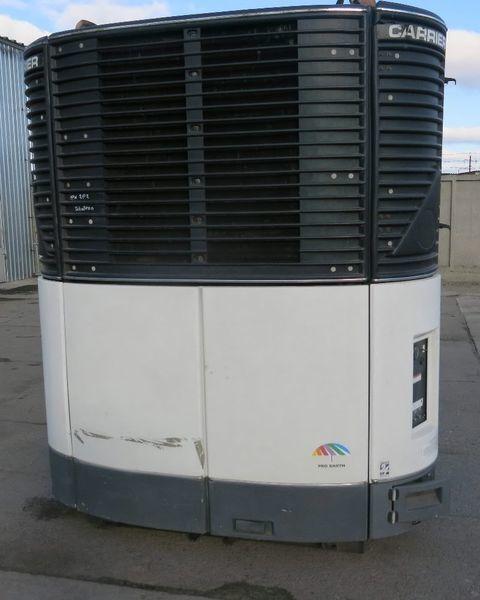 CARRIER soğutma sistemi