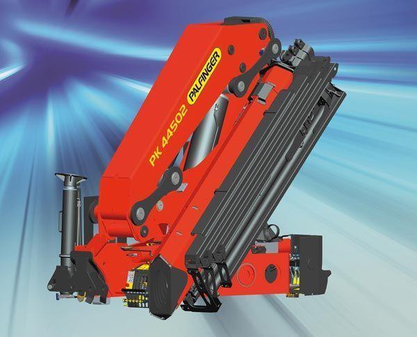 yeni PALFINGER PK 44502 serii Perfomance vinç