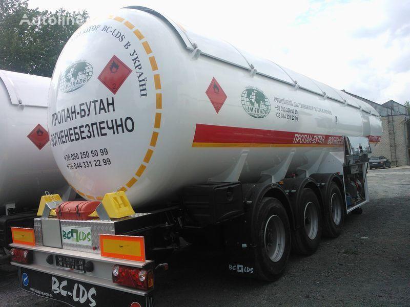 yeni LDS NCG-46 gaz tankeri