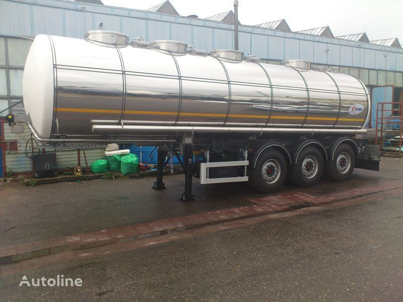 yeni PRO-WAM gıda tankeri