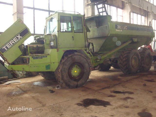TEREX 3066 belden kırma kamyon