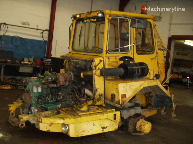VOLVO 5350 SPARE PARTS belden kırma kamyon
