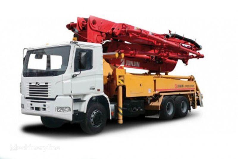 KRAZ R23.2 - JXZ 37 - 4.16HP  beton pompası