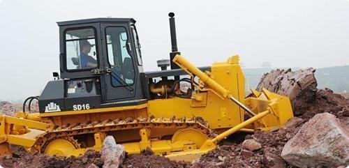 SD16  buldozer