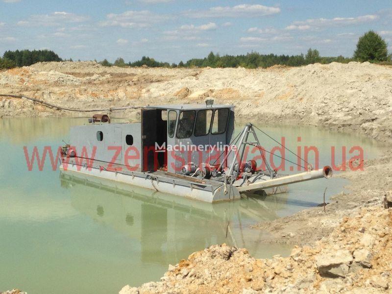 NSS Zemsnaryad 400/20 V NALIChII emiş ekskavatör