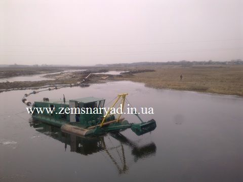 NSS Zemsnaryad NSS 1600/25-F emiş ekskavatör