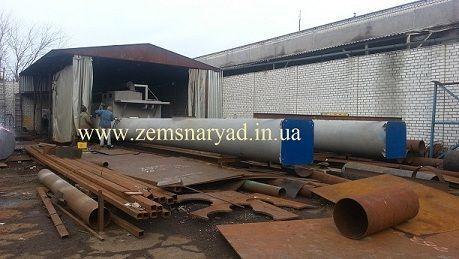 yeni NSS Zemsnaryad NSS 3000/70-F emiş ekskavatör