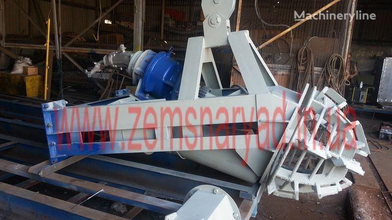 yeni NSS Zemsnaryad NSS freza emiş ekskavatör