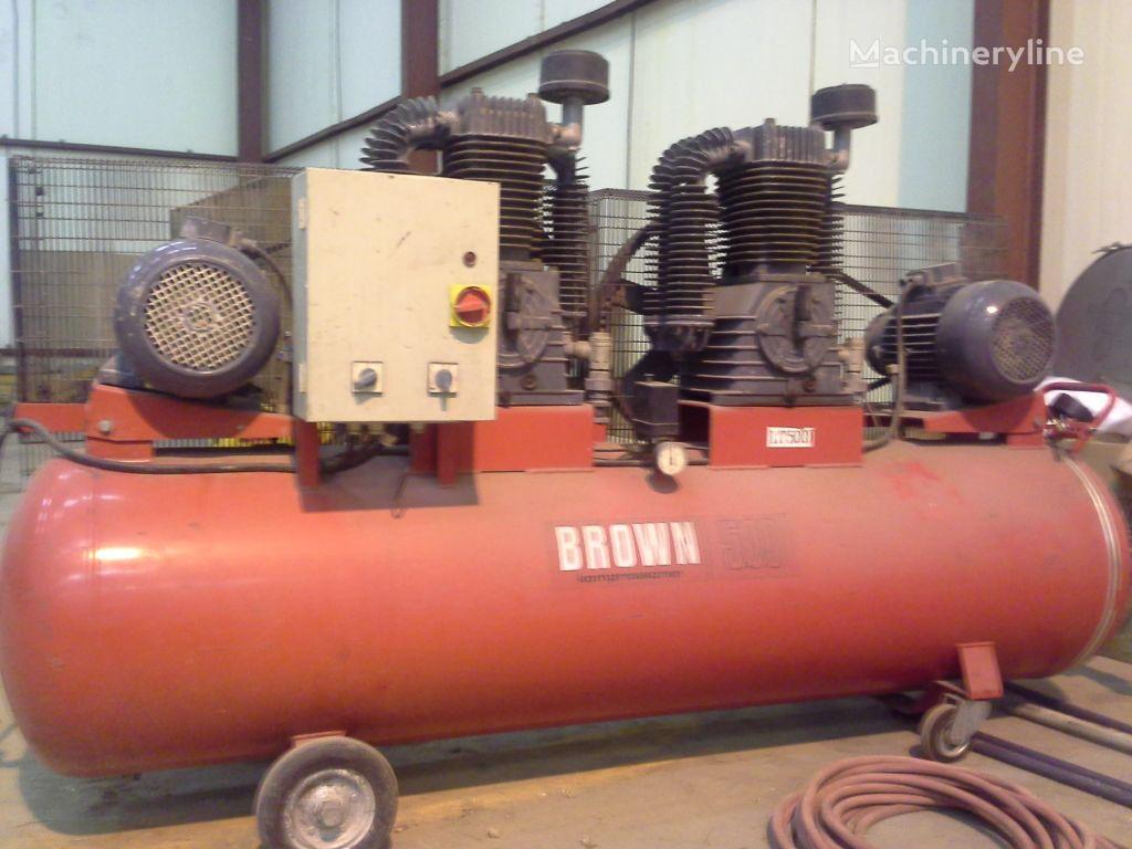 Diversen BROWN LT 500 kompresör