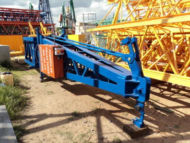POTAIN metalbo m 5010 opcion base y cabina kule vinç