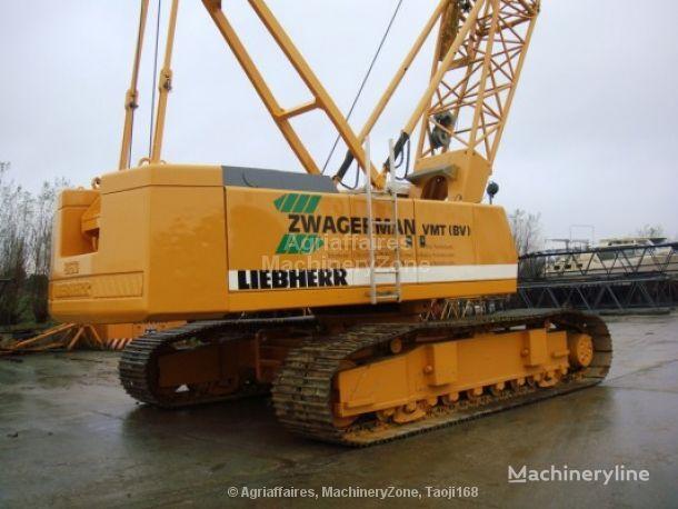 LIEBHERR LR 853 paletli vinç