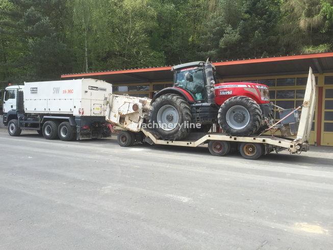 WIRTGEN Streumaster SW16MC rehabilitasyon makinesi