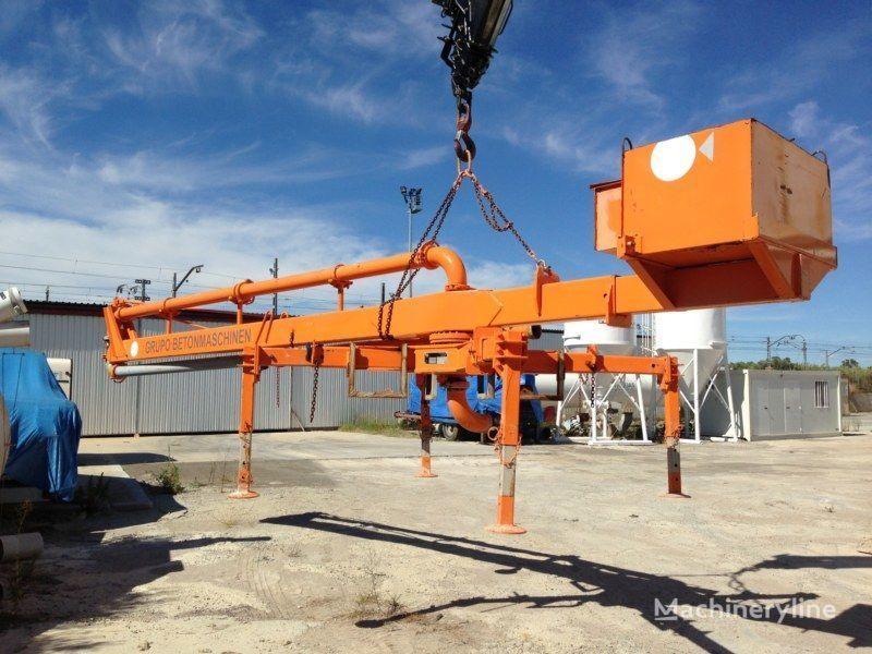 PUTZMEISTER BP12/C-55M sabit beton pompası