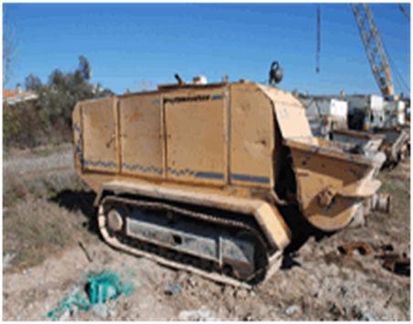 PUTZMEISTER BSC1005 sabit beton pompası