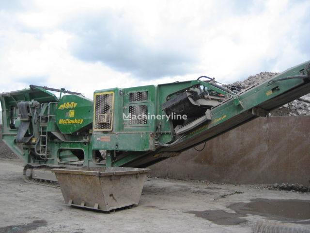 McCLOSKEY JAA taş kırma makinesi