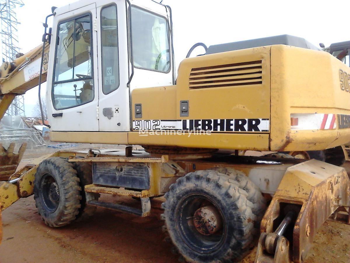 LIEBHERR A902 Litr.4P tekerlekli ekskavatör