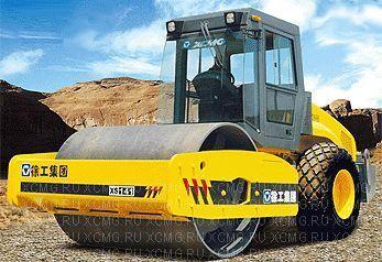 yeni XCMG XS142 toprak silindir